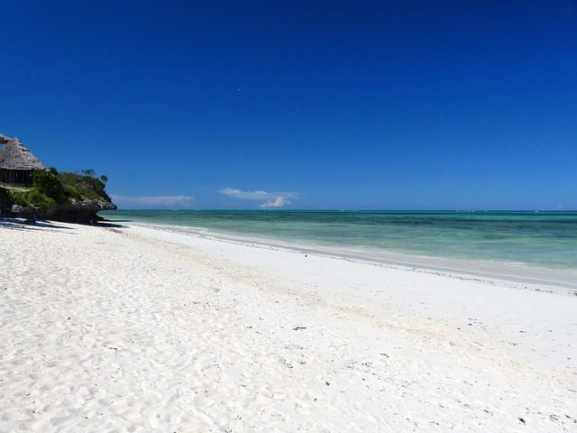 Zanzibar beach  by Roman Boed