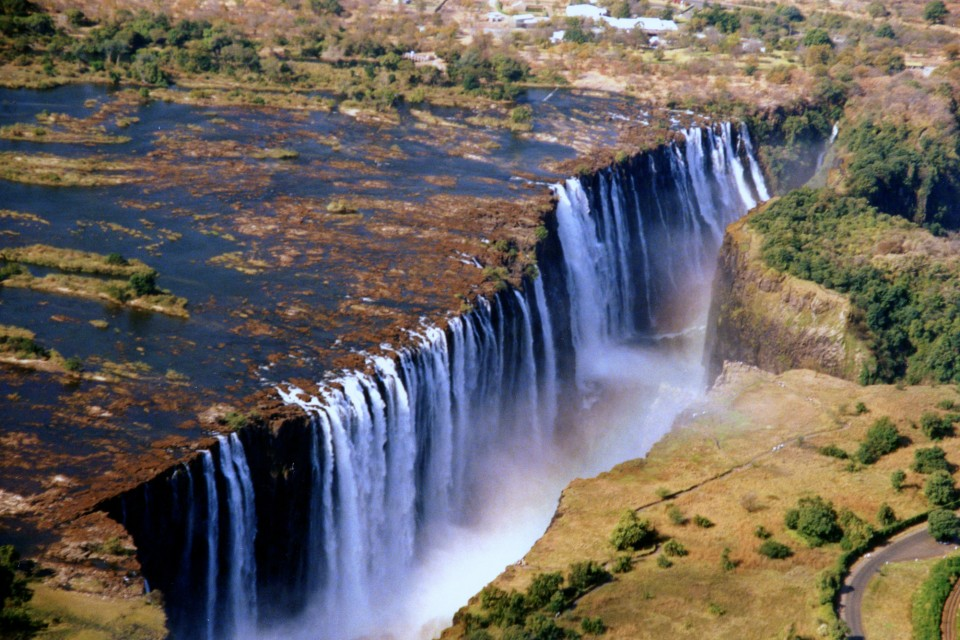 Vic Falls  by Kate