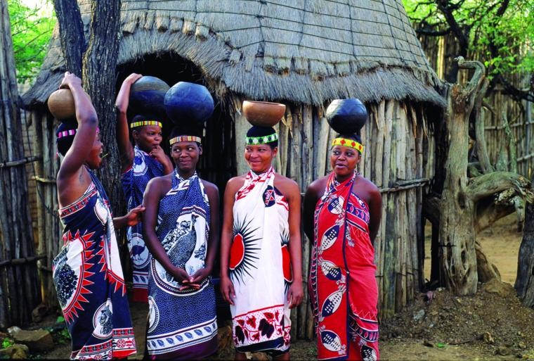 South Africa Swaziland Lesotho Camping Safari