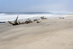 Skeleton coast by dconvertini