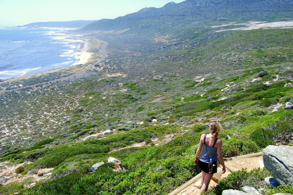 Cape Point hiking
