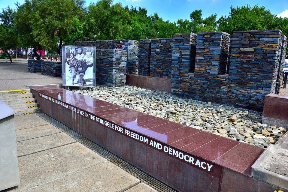 Hector Pieterson Memorial Site  by South African Tourism