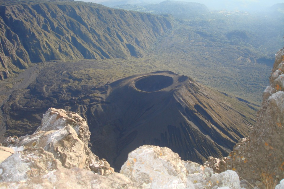 Meru volcano