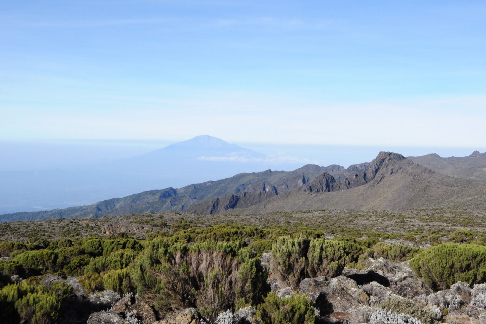 Mount Meru trek