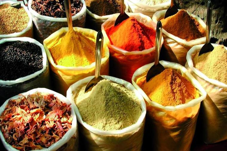 Zanzibar spices