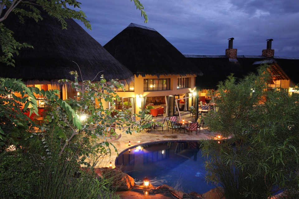 Pilanesberg lodge