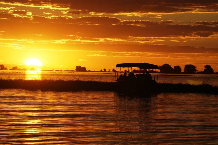 Botswana Boat Cruise image