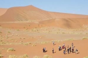 Namib walk